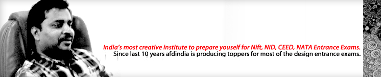 about afd india and its expertise in preparing you for NID, NIFT, CEED, NATA entrance exams